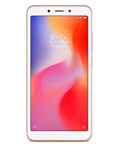 Xiaomi Mi Redmi 6A - 5.45 - Inch Screen - 2GB - 16GB - Gold