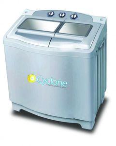 Kenwood Cyclone Semi Automatic Washing Machine And Dryer - KWM950SA - 9kg - White