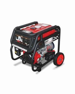 Homage 2.8 KVA Generator - HGR-2.80 KV-D - Black And Red