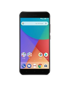 Mi A1 - Android One - 5.5 - 64GB - Black