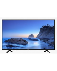 Hisense - A6100 - 43 Inch - 4K UHD LED TV - Black