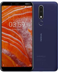 Nokia 3.1 Plus - 6'' HD+ display-Camera Front 8MP\\ Back 13+5 MP-Battery 3500 mAh - Baltic