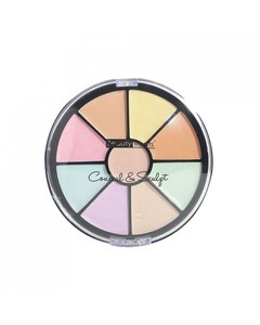 Beauty Treat Conceal And Sculpt Palette - Corrector