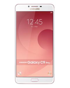Samsung Galaxy C9 Pro - 6.0 - 64GB ROM - Pink