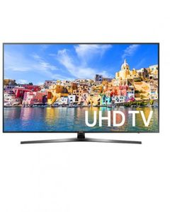 Samsung KU7000 - 40 4K UHD Smart LED TV - Black
