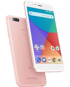Mi A1 - Android One - 5.5 - 64GB - Pink