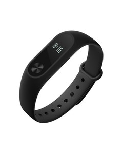 Mi Band 2 Fitness Tracker - Black