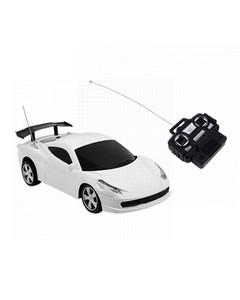 Rc Ferrari Car - White