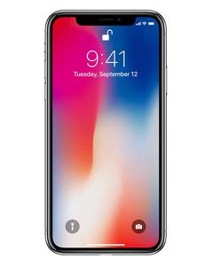 Apple iPhone X - 5.8 - 256GB - Grey - PP