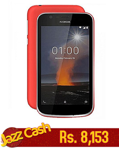Nokia 1 - 4.5 - 8GB - Red