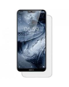 Nokia 6.1 Plus - 5.8 in. - 64GB - White