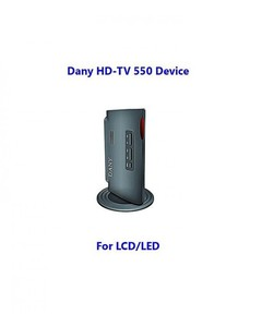 DANY HDTV-550 - TV Device - Black