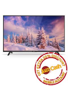 TCL 65 Inch - L65P6Us - 4K - LED TV - Black