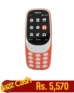 Nokia 3310 - 2017 - 2.4 - 2MP - Red
