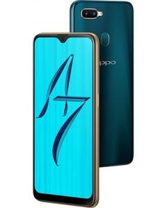 Oppo A7 - 6.2 in. - 64GB - Blue