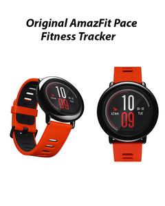 Original Mi AmazFit Pace Fitness Tracker Watch Red