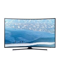 Samsung 49 - 49KU7350 - 4K Curved UHD Smart LED TV - Black