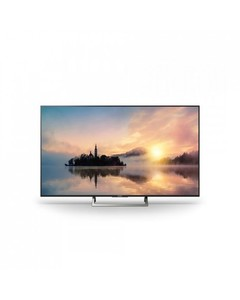 Sony 49 - 4K Hdr Tv With X Reality Pro - KD49X7000E - Black