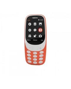 Nokia 3310 - 2017 - 2.4 - 2MP - Warm Red - MM