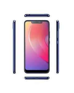 Infinix Hot S3X  Screen 6.2  32GB ROM  3GB RAM  CPU Octa Core  Smartphone  Aqua Blue