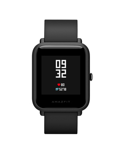 Original Mi AmazFit Bip (English Version) Fitness Tracker And Smart Watch - Black