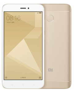 Mi Redmi 4X - 5.0 - 32GB - Gold