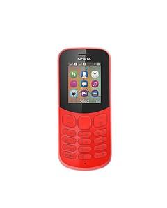 Nokia 130 2017 - 1.8 - Red