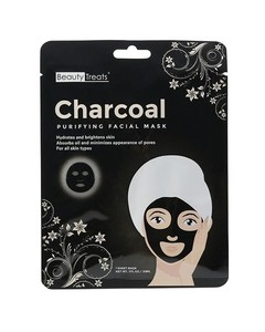 Beauty Treat Charcoal Purifying Facial Mask