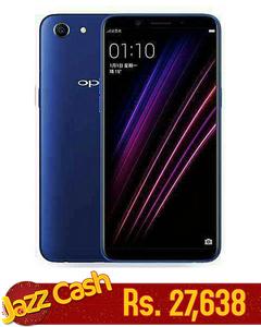 Oppo A83 - 5.7 - 4GB RAM - 64GB - Blue