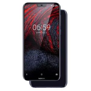 Nokia 6.1 Plus - 5.8 inches