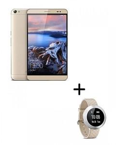 Huawei MediaPad X2 - 3GB RAM - 32GB ROM - 4G LTE - Dual SIM - Free Huawei BO Smart Watch Gold