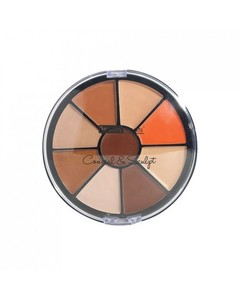 Beauty Treat Conceal And Sculpt Palette - Concealer