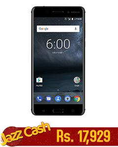 Nokia 6 - 5.5 - 32GB - Black