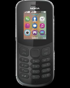 Nokia 130 2017 - 1.8 - Black