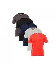 Buy And Buy Pack Of 5 - Cotton T-shirts For Men - CBNB-883