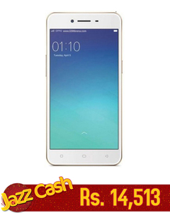 Oppo A37 - 5.0 - 16 GB - Gold MM