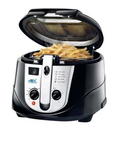 Anex AG-2014 - Deep Fryer - Black