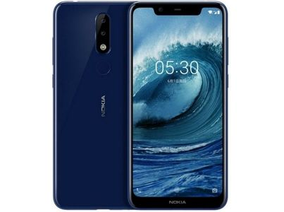 Nokia 5.1 Plus - Nokia X5 - 5.8 inches