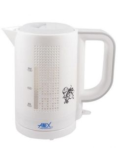 Anex Electric Kettle - AG-4029 - 1 Litter - White