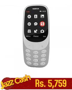 Nokia 3310 2017 - 2.4 - Grey