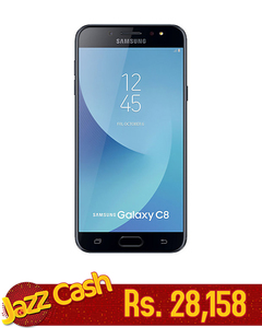 Samsung Galaxy C8 - 5.5 - 32GB - Black