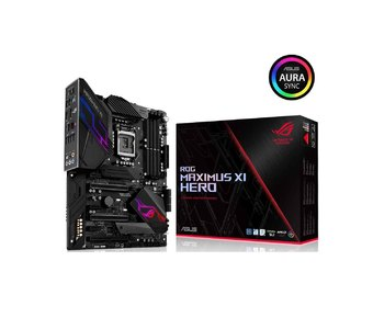 Asus Rog Maximus XI HERO Intel Z390 ATX Gaming Motherboard With M.2 Heatsink & Aura Sync RGB LED