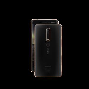 Nokia 6.1  Android Oreo, RAM 3 GB LPDDR 4 & CPU Qualcomm® Snapdragon 630 Octa Core