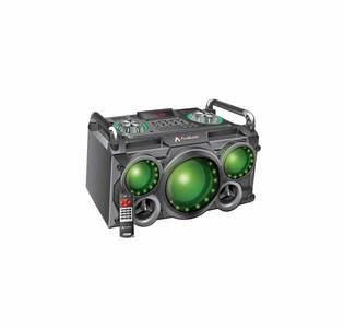 Audionic DJ Music Station DJ-70 With Wireless MIC, FM Radio, Bluetooth & USB Support Portable Speaker