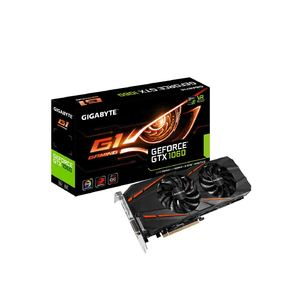 GIGABYTE GeForce GTX 1060 G1 Gaming 3G rev. 1.0, rev. 2.0  Product No. GV-N1060G1 GAMING-3GD