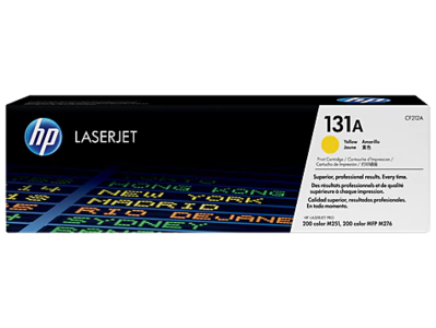 CF212A  yellow Toner Cartridge CLJ M251