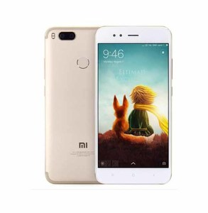 Xiaomi MI A1 With Android 7.1.2 Nougat, 4GB RAM, 64GB ROM & FingerPrint Capability