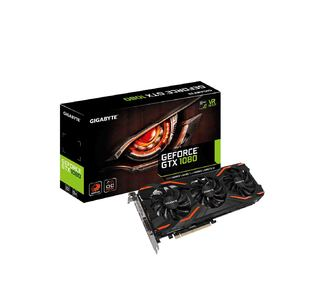 GIGABYTE GeForce GTX 1080 WINDFORCE OC 8G  Product No. GV-N1080WF3OC-8GD
