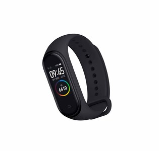 Xiaomi Mi Band 4 Fitness Tracker With Big Colored Touch Screen