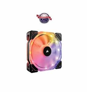 CorsairHD Series HD120 RGB LED High Performance 120mm PWM Fan  Product No. CO-9050065-WW